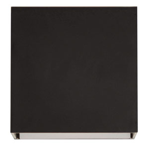 Zoe Black 3000K LED Wall Sconce