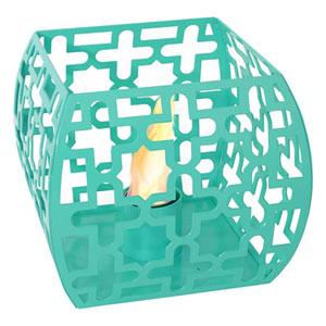 Marakesh Lantern in Turquoise