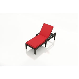 Barbados Single Adjustable Chaise Lounge
