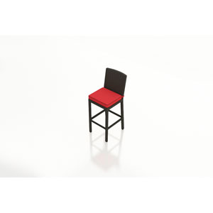 Barbados Ebony Bar Stool