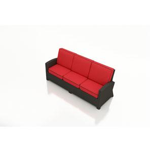 Barbados Ebony Sofa
