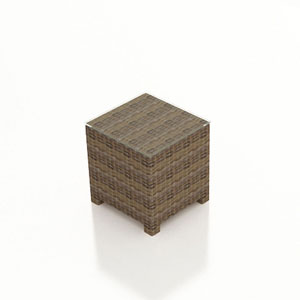 Cypress Heather End Table