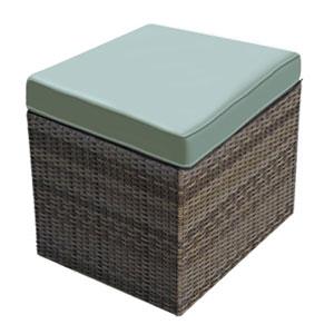 Hampton Cube Ottoman