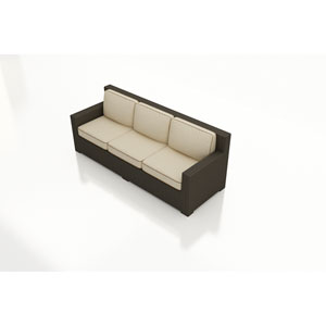Hampton Straight Sofa
