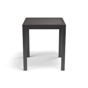 Vegas Graphite Outdoor Pub Table
