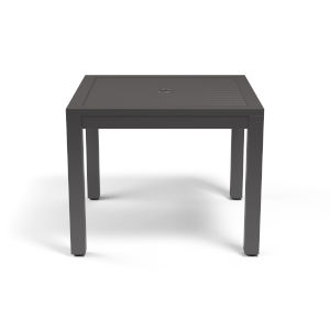 Vegas Graphite 36-Inch Outdoor Dining Table