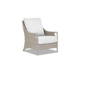 Bazaar Brown 30-Inch Club Chair