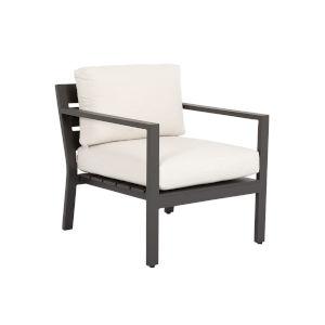 Mesa Graphite Outdoor Club Chair