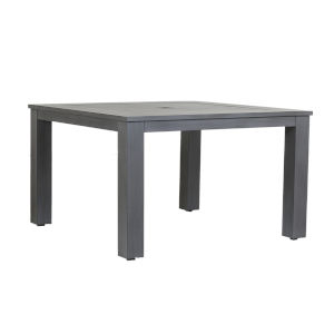 Redondo Burnished Graphite 48 In. Square Dining Table