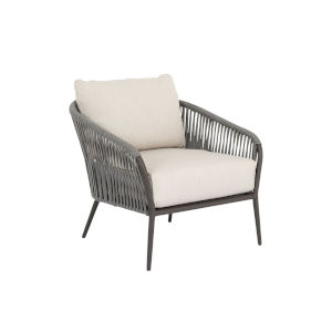 Bazaar Slate Outdoor Club Chair