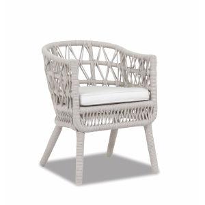Dana White 23-Inch Dining Chair