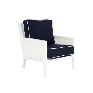 Regatta Frost White Outdoor Club Chair