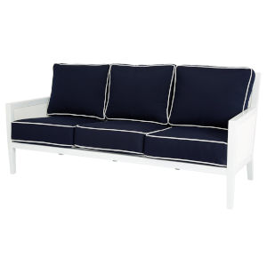 Regatta Frost White Outdoor Sofa