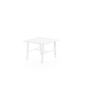 Bristol Frost Powdercoat End Table