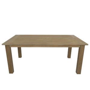 Coastal Teak 72-Inch Dining Table