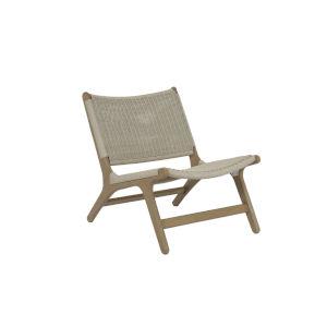 Coastal Teak Coastal Teak Outdoor Accent Chair