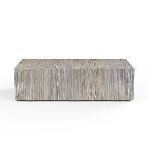 Bazaar Wood Plank Coffee Table