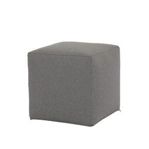 Bazaar Heritage Granite Outdoor Pouf Cube