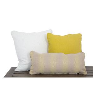 Bazaar Citron Outdoor Pillow Pack, Set of Six