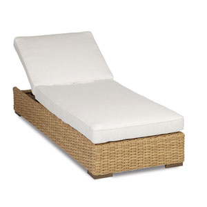 Leucadia Flax Adjustable Chaise