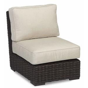 Cardiff Flax Armless Club Chair