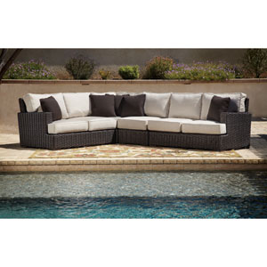 Cardiff Flax Sectional