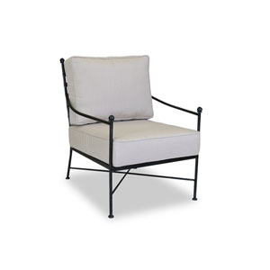 Provence Flax Club Chair