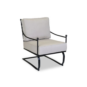 Provence Flax Club Rocker