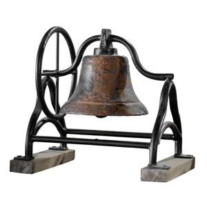 Metal Bell Decor