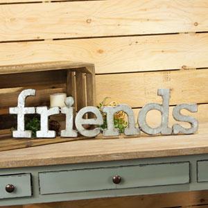 Friends Wall Decor