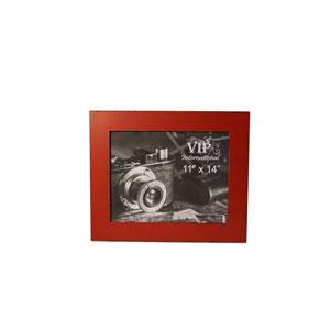 11X14 Red Frame