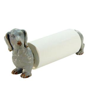 Paper Towel Holder Dog