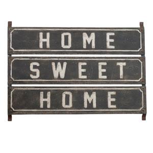 Metal Sign Home Sweet