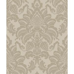 Glisten Gold Wallpaper