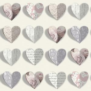 Olivia Blush Wallpaper