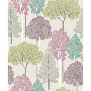 Ellwood Multicolor Wallpaper