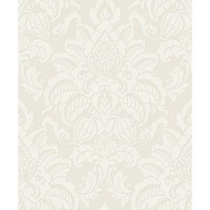 Glisten Pearl Wallpaper