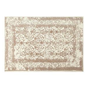 Chenille Irina Rectangular: 5 Ft. x 7 Ft. Rug with Carpet Back