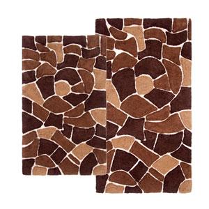 Chesapeake Merchandising Iron Gate Chocolate And White Two
