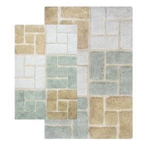 Berkeley Spa Two-Piece Bath Rug Set