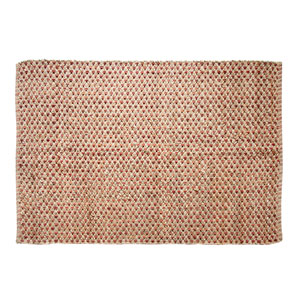 Criss Cross Spice Rectangular: 5 Ft. x 7 Ft. Rug
