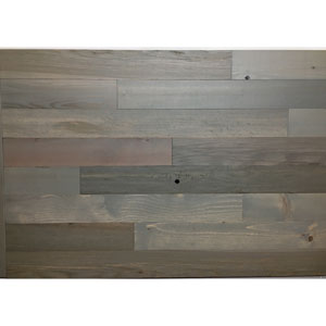 Peel and Stick Reclaimed Driftwood, 3 In. Planks