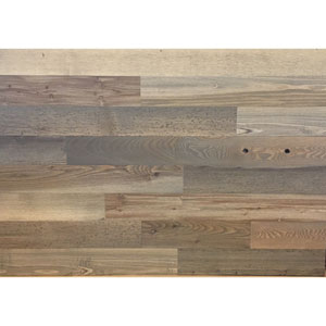 Peel and Stick Reclaimed Sandy Beach Wood, 3 In. Planks