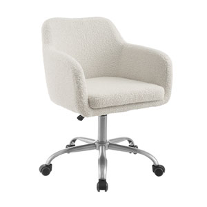 Marlowe Chrome Office Chair