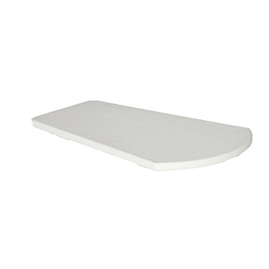 Generations Arm Table-White