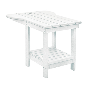 Generations Tete A Tete Upright Table-White