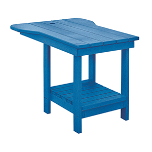 Generations Tete A Tete Upright Table-Blue