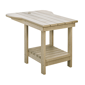 Generations Tete A Tete Upright Table-Beige