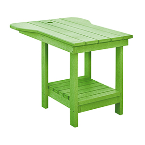 Generations Kiwi Green Tete A Tete Upright Table
