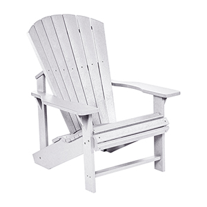 Generations Adirondack Chair-White
